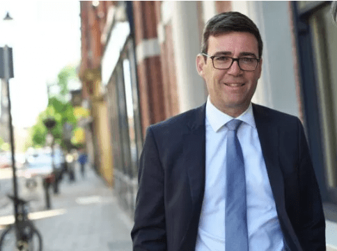 Andy Burnham responds to Chancellor's Budget