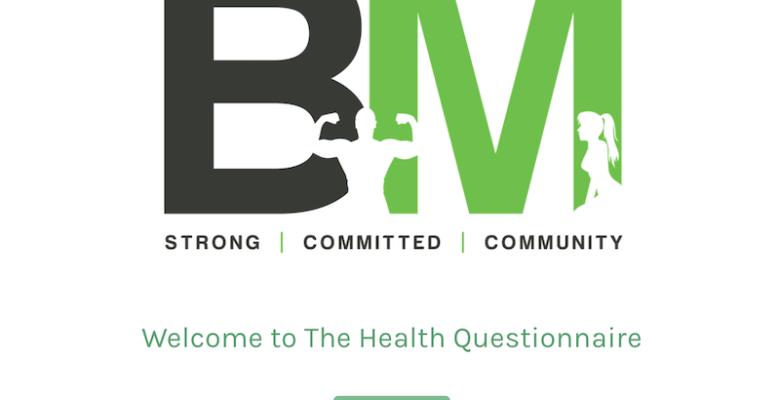 Health Survey Transform your energy