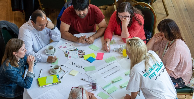 A Stockport Local Fund workshop