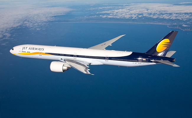 Jet Airways Manchester Airport to Mumbai