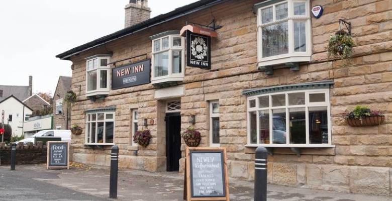Robinsons pub the New Inn Chapel-en-le-Frith