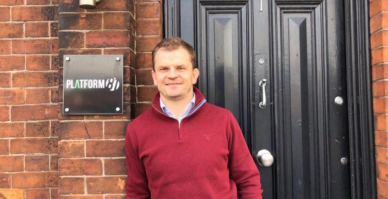 Platform 81 managing director Nick Wroe