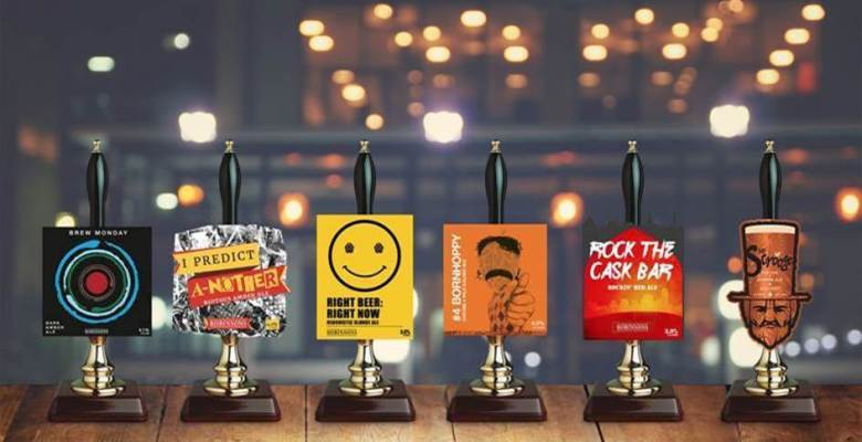 Robinsons launch music mix to match seasonal ales