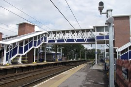 Greater Manchester stations to get facelift- Cheadle Hulme Station
