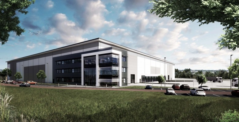 con Industrial £100m development at Manchester Airport