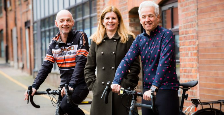 Seashell Trust Sportive - Jim Truscott, Fiona Wood and Dominic Tinner