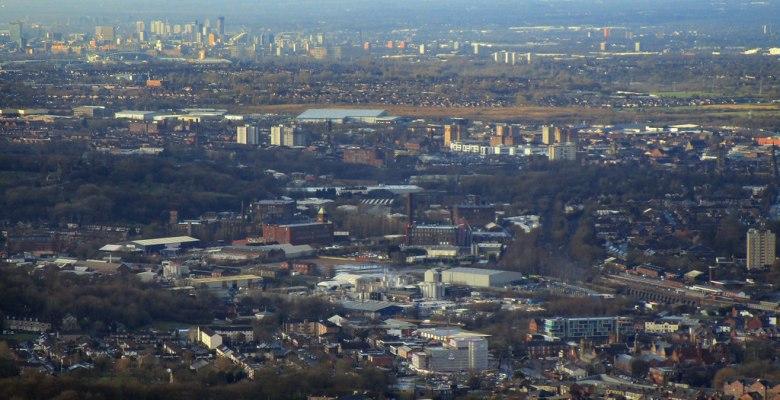 European Funding for Greater Manchester