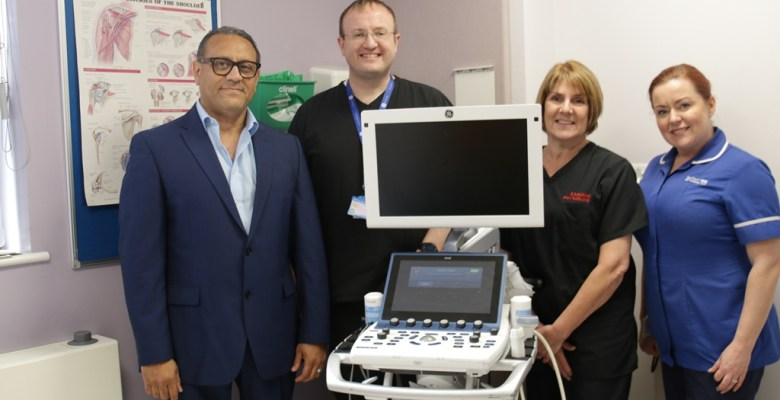 Stepping Hill - Echocardio team