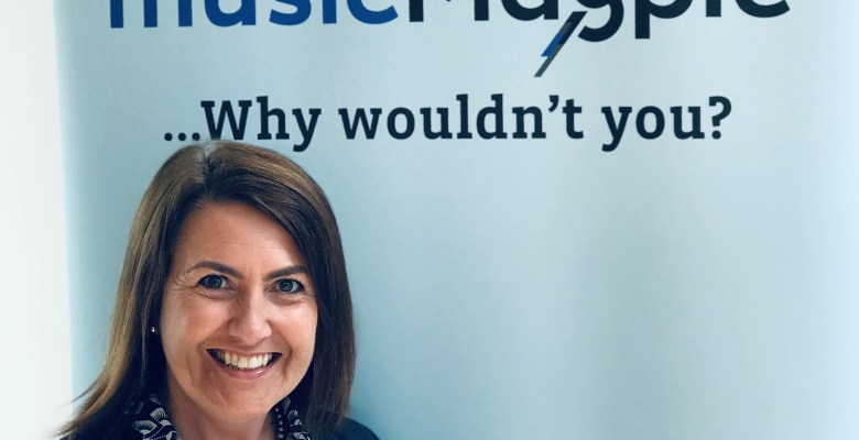 Rachel Coxon, musicMagpie head of HR and Talent