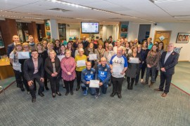 Vernon Building Society Community Awards
