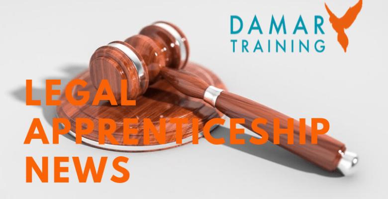 LEGAL APPRENTICESHIP NEWS Damar Training