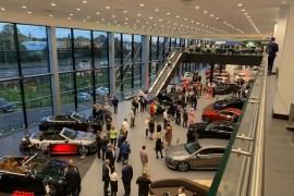 LSH Auto Stockport VIP launch