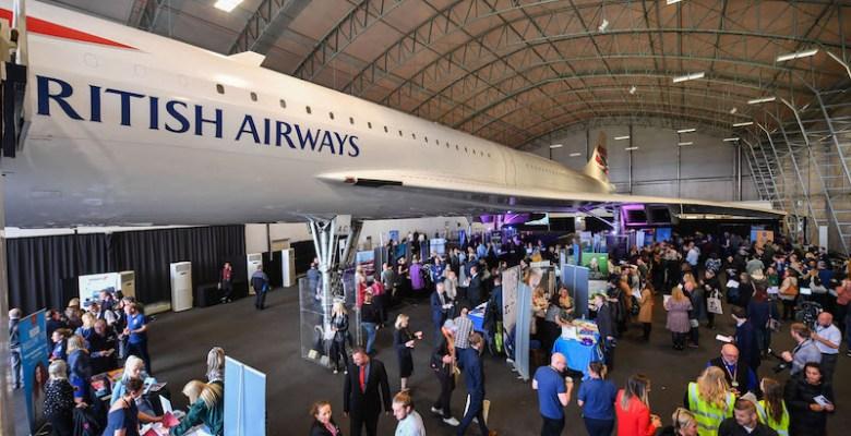 Thomas Cook Jobs Fair at Manchester Airport