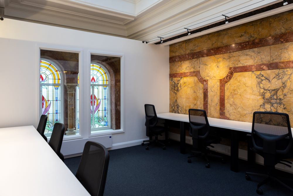 Bank Chambers welcomes Stockport's first co-working space (3)