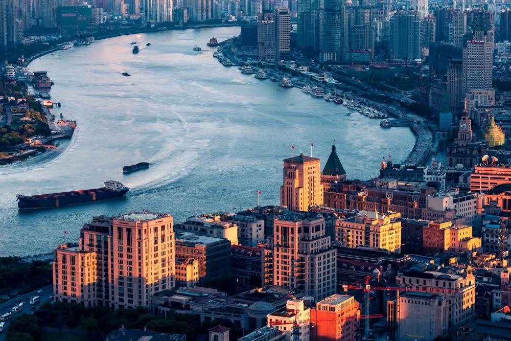 The Bund, Shanghai's colonial era waterfront district