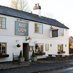 Cheshire village pub The Red Lion