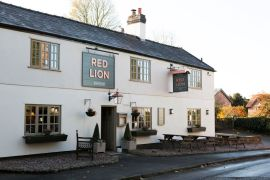 Cheshire village pub The Red Lion