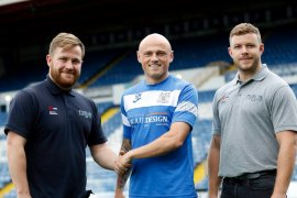 Fusion Electrical sponsor Stockport County