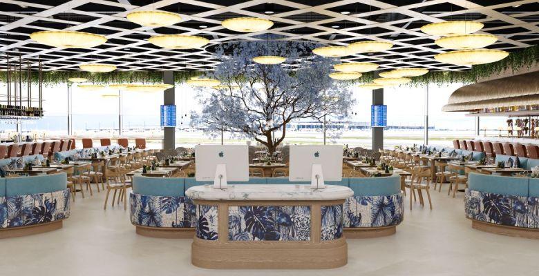 San Carlo Cicchetti Manchester Airport Terminal 2