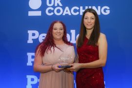 Stockport sports coach Sasha Moore named Coach of the Year