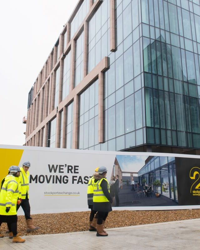 BASF to bring UK Headquarters to 2 Stockport Exchange