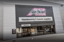 Stockport beauty wholesaler Alan Howard