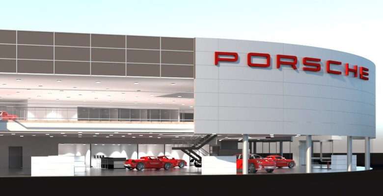 Stockport porsche centre now recruiting to open in May 2020