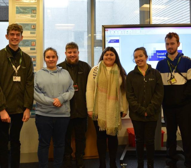 Pure Supported Interns have success at Manchester Airport