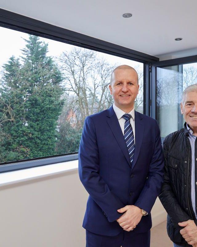 Stockport lender refinances Bramhall flats in 8 working days