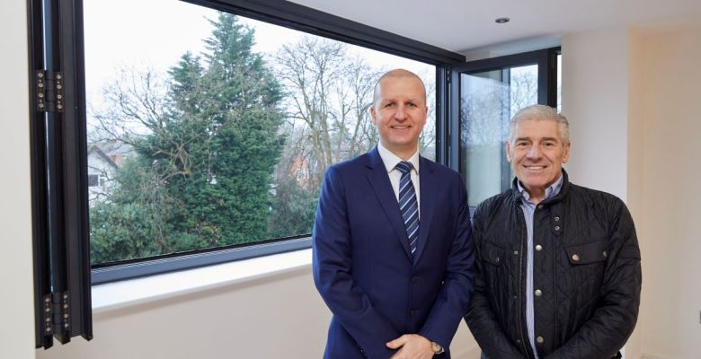 RB Properties have benefited from a refinancing from Stockport lender Together