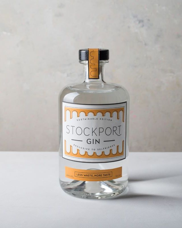 Stockport Gin Sustainable Edition launched with Selfridges