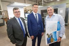 Stockport printing firm secure £600k funding for 24-hour production