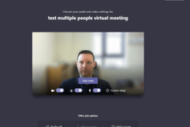 Amshire IT How to schedule a meeting on Microsoft Teams