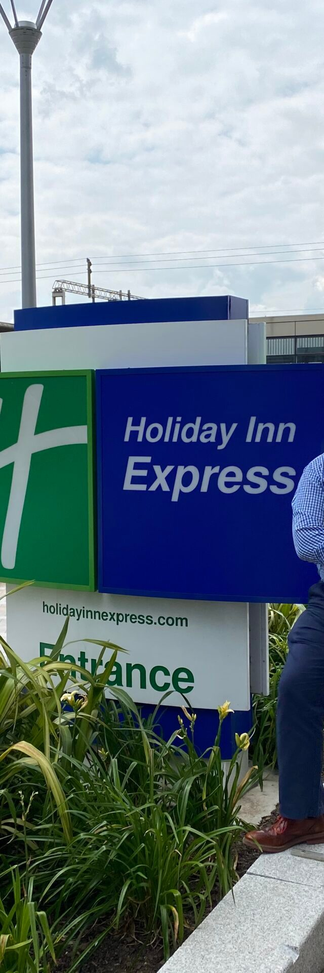 Holiday Inn Express Stockport reopened for all customers