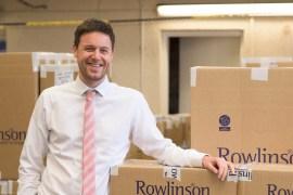 Rowlinson Knitwear - Neil Ward MD
