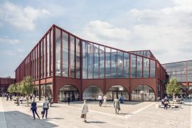 Stockport NHS Emergency care campus design concept