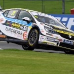 Power Maxed Racing back on track with IT support at Knockhill