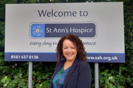 Rachel McMillan announced as Stockport hospice St Ann's new CEO