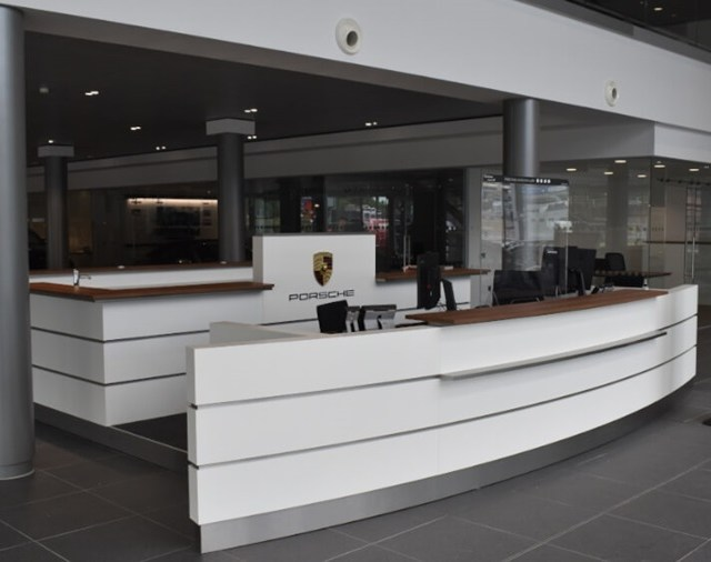 Porsche centre opens in Stockport