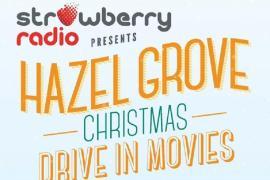 Strawberry Radio Drive In Movies Christmas