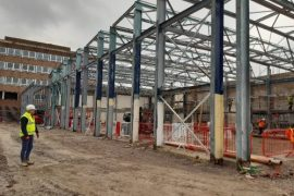 Work begins on redevelopment of Stockport College campus