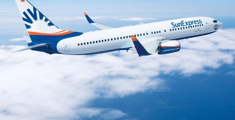 SunExpress Manchester to Antalya flights