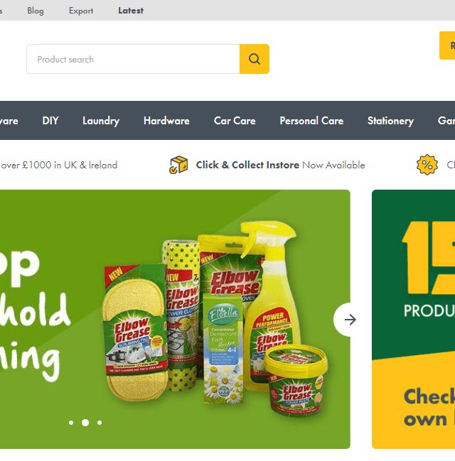 Platform81 launch B2B e-commerce website for Manchester wholesalers