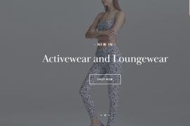 Platform81 deliver new website for Knutsford boutique Cocaranti