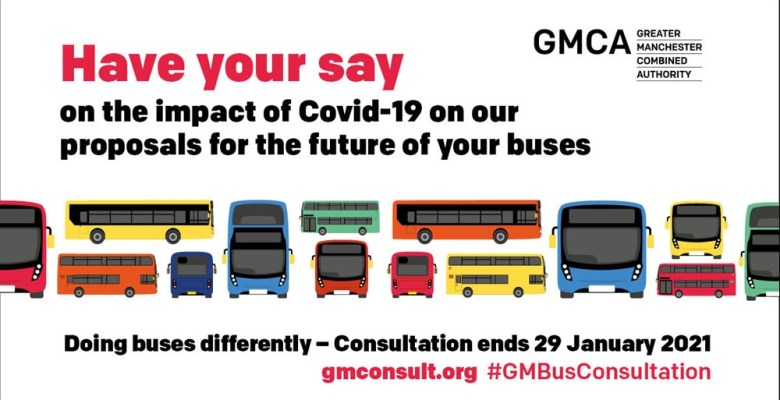 doing buses differently consultation