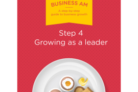 Hallidays Business AM Growing as a leader webinar