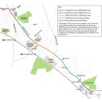 A6 water mains work gets underway in Stockport