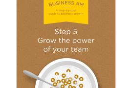 Grow the power of your team with Hallidays webinar