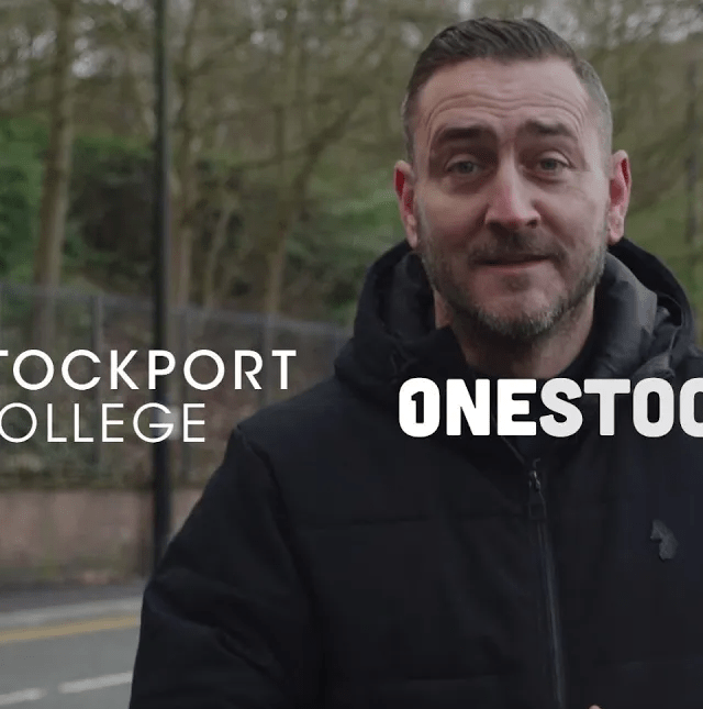 Stockport College celebrates Community Partnership with short video