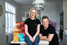 Stockport snack brand secures supermarket partnerships after £250k NPIF investment